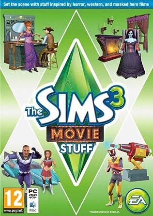 The Sims 3: Movie Stuff (PC DVD): Amazon co uk: PC & Video Games