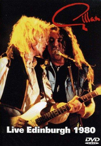 DVD : Ian Gillan - Live Edinburgh 1980 (Pal Format)
