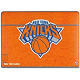 Skinit NBA New York Knicks Galaxy Book Keyboard Folio 10.6in Skin - New York Knicks Orange Primary Logo Design - Ultra Thin, Lightweight Vinyl Decal Protection