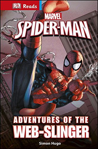 Spider Man Jessica Drew (Marvel's Spider-Man Adventures of the Web-Slinger (DK Readers Level)