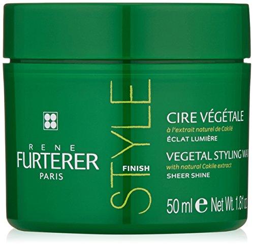 Rene Furterer STYLE Styling Wax, Flexible Hold, Texturizing Shine, 1.8 oz.