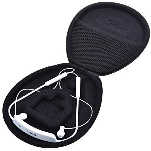 Leather Protection Carrying Bluetooth Headset