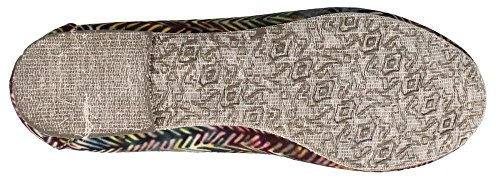 Cushe Womens Lamu Flats Violet/Multi
