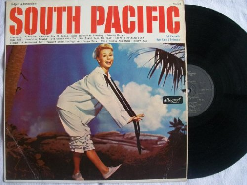 Price comparison product image RUSS CASE & ORCHESTRA South Pacific vinyl LP [Vinyl] Unknown