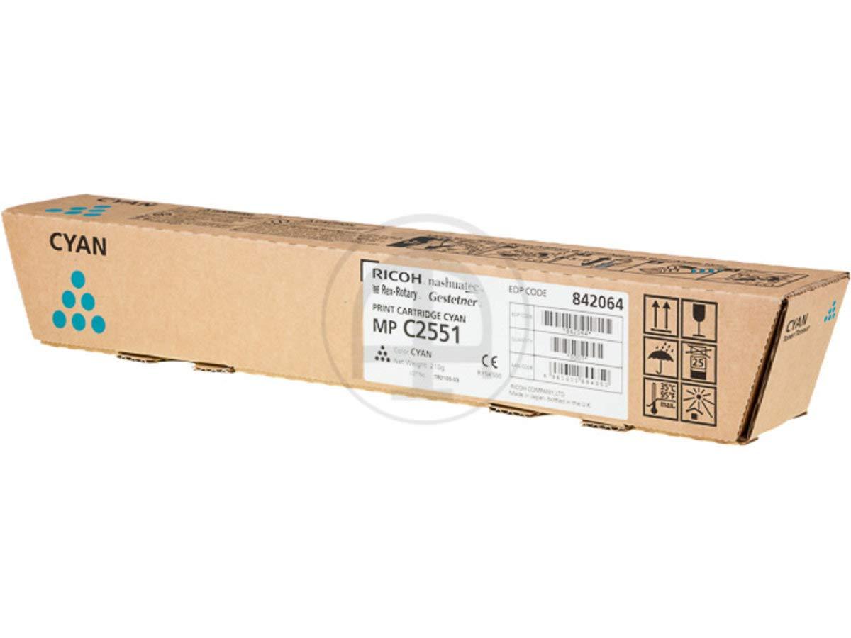 Ricoh Aficio MP C 2051 (TYPE MPC 2551 HE / 841505): Amazon.es ...