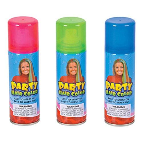 neon hair spray - 2