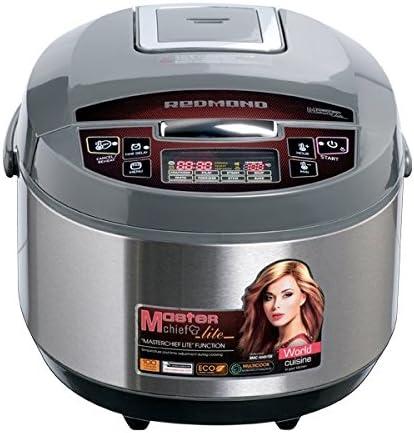 Redmond RMC-M4510E - Robot de cocina, Gris, 40.5 x 31 x 28.5 cm ...