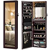 Best jewelry armoire with mirror lockings Our Top Picks