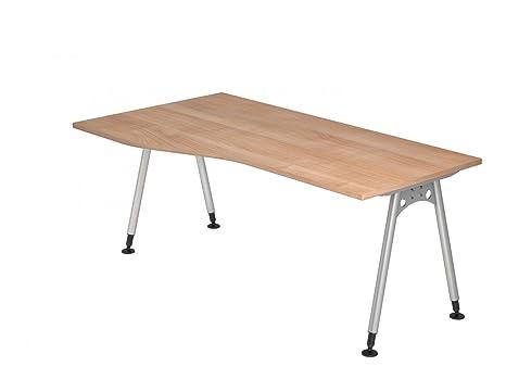 Vasca Da Bagno Altezza Standard : Dr di ufficio scrivania cm altezza regolabile da
