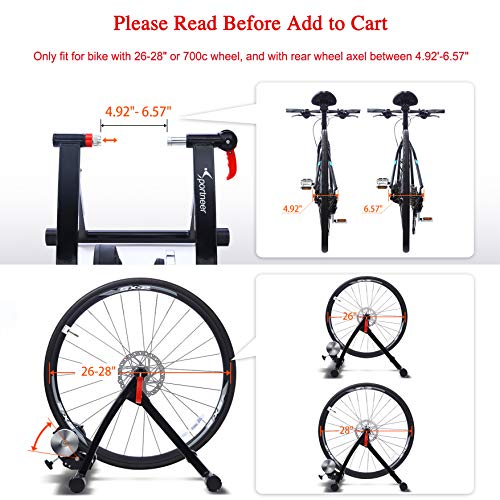 Durable Bike Front Wheel Support Riser Block Stabilizer For Indoor Trainer Newly