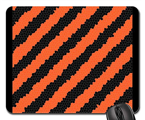 Mouse Pads - Halloween Background Halloween Holiday Black