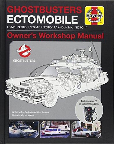 Es Owners Manual (Ghostbusters Owners' Workshop Manual: Ectomobile Es Mk.I