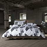 Newport Creek Spixworth Super King BedSet 260 x 220cm (1 x Duvet Cover + 2 Pillowcases) by Newport Creek
