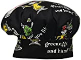 Dr. Seuss Green Eggs & Ham - Adult Chef's Hat