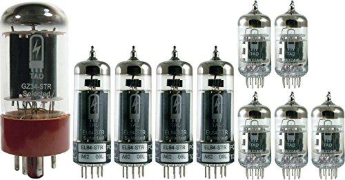 Vacuum Tube Set for Genz Benz BP30 (Black Pearl), Tube Amp Doctor Brand