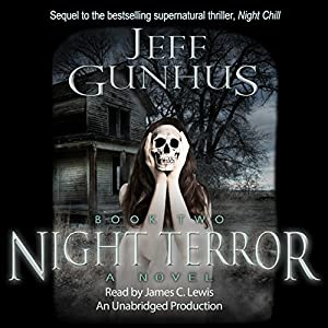 Night Terror, Book 2 Audiobook