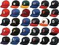 MLB Replica Adult Baseball Cap Various Team Trucker Hat Adjustable MLB Licensed , Atlanta Braves - Road
