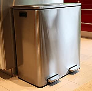 Amazon Com Oliver Smith Extra Large Step Trash Can