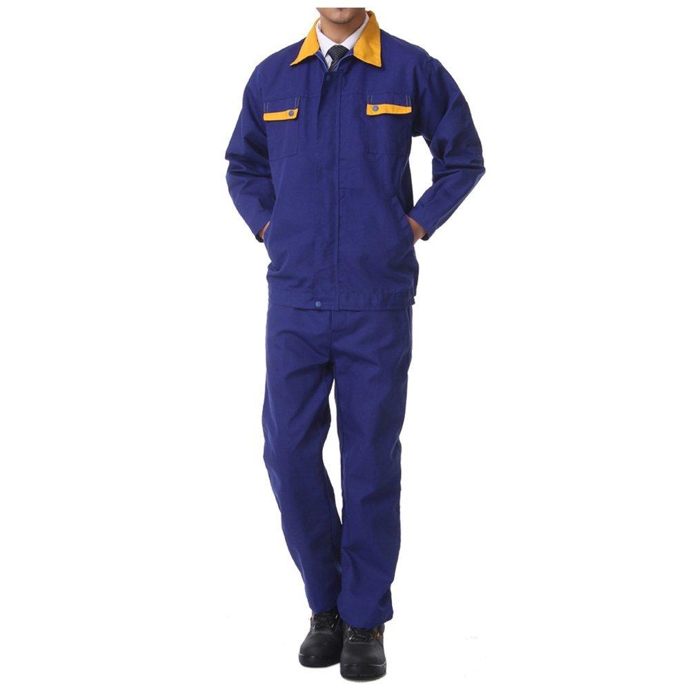 ES traje chaqueta de trabajo protección uniforme traje Lona ...