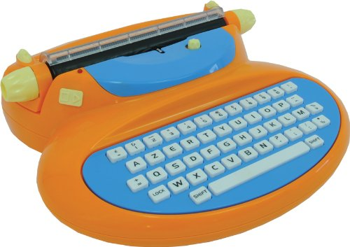 Mehano - E118A - Jeu Électronique - Machine à Ecrire Electronique avec Transformateur