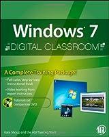 Windows 7 Digital Classroom Front Cover