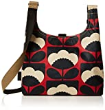 Orla Kiely Spring Bloom Midi Sling Bag, Poppy