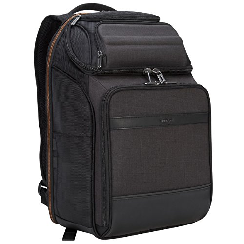 Targus CitySmart EVA Pro Checkpoint-Friendly Backpack for 15.6-Inch Laptop, Gray (TSB895) from Targus