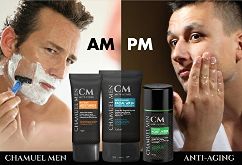 51pxMXXlTjL - Men's Anti Aging Face Cream with 2.5% Retinol - Mens Face Moisturizer Retinol Cream - Reduce Face & Eye Wrinkles, Restore and Maintain a Youthful Appearance while You Sleep. Guaranteed Results!
