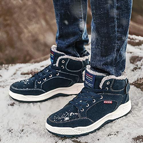 Pelliccia Scarpe Sneakers Gogoxm Foderato Stivali Shoes Uomo Trekking Sportivi Verde Neve Invernali 48 39 Escursionismo da xxgnPI7qwC