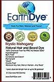 #6: EarthDye Chemical Free Hair and Beard Dye (1 Pack Mahogany)