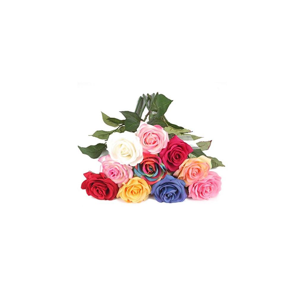 Louis-Garden-Silk-Rose-17-Artificial-Flowers-As-Natural