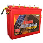 Exide's It 500 150 Ah Tall Tubular Battery, Red