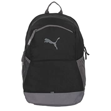 Puma Puma Black and Quiet Shade Casual Backpack (7511901)  Amazon.in ... 120cf453d5