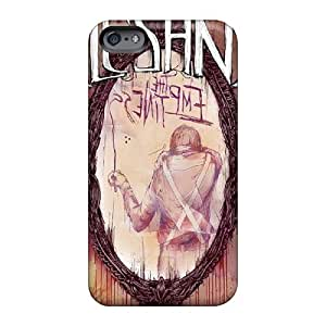 Excellent Hard Phone Covers For Apple Iphone 6s Plus With Allow Personal Design Vivid Alesana Series Luoxunmobile333