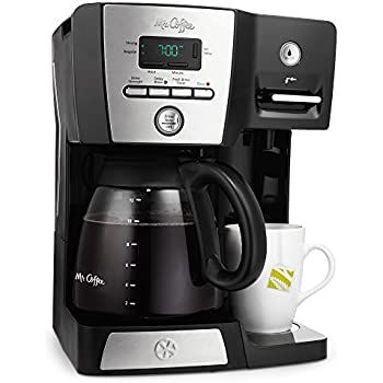 Cuisinart Coffee Maker Hot Water Dispenser : Amazon.com: Cuisinart CHW-12 Coffee Plus 12-Cup Programmable Coffeemaker with Hot Water System ...