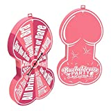 Bachelorette Pecker Foam Spinner Drink Or Dare Game