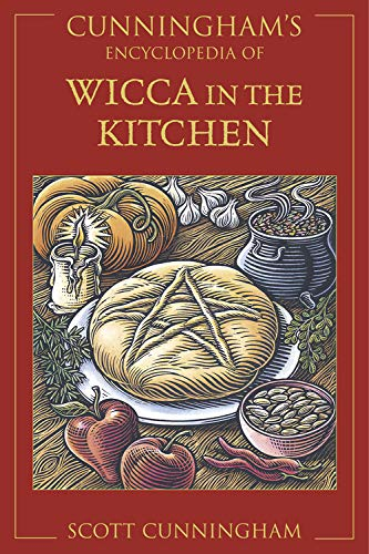 Cunningham's Encyclopedia of Wicca in the Kitchen Paperback – Illustrated, November 8, 2002