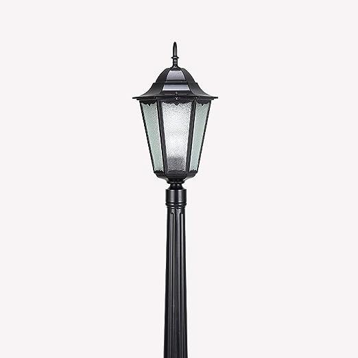 Ver Victoria Villa lámpara camino paisaje jardín exterior polo luz ...