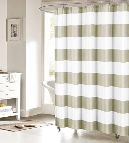 n: Nautical Stripe Design (Sand and White) (Neutral Stripe)