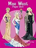 Mae West Paper Doll (Dover Celebrity Paper Dolls)