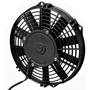 Amazon Com Spal 30102040 Pusher Fan 11in High Performance For Use