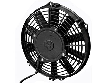 Amazon Com Spal 30100381 Pusher Fan 9in For Use W 15amp Fuse