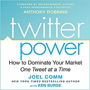 Twitter Power Audiobook