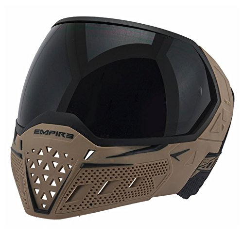 Empire EVS Thermal Paintball Goggles - Tan/Black by Empire