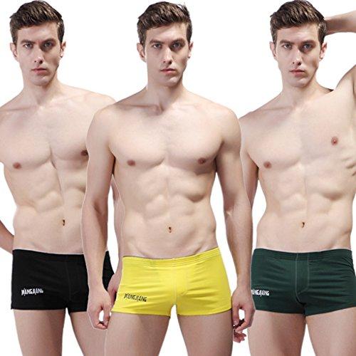 Sports Shorts Hombre Briefs Algodón B Interior Para Boys Trunks Color E Tamaño Youth 3 Ropa Xl Underpant wnqxYSz11