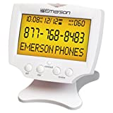 Emerson EM60 Jumbo Talking Caller ID Box
