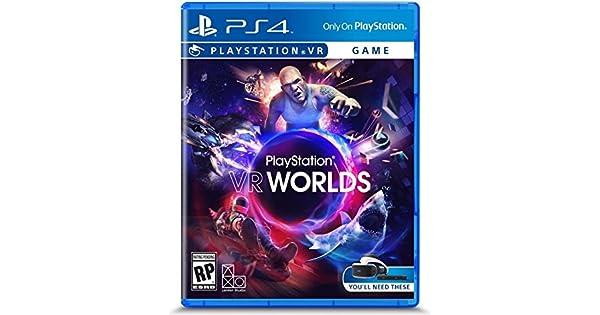 PlayStation VR Worlds: Amazon.es: Videojuegos