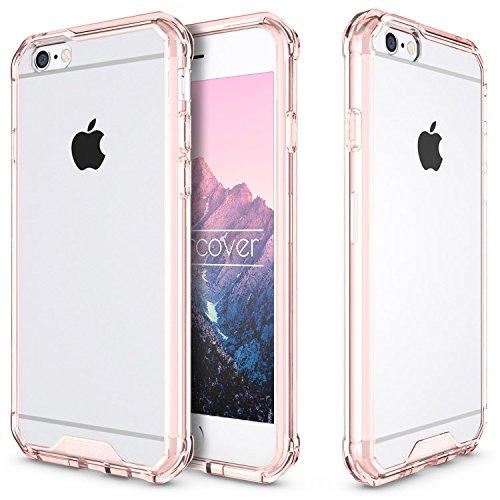 2 opinioni per URCOVER Custodia Protettiva Trasparente per Apple iPhone 6 Plus / 6s Plus | Back