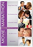DVD : Movie Marathon Collection: Romantic Favorites (Along Came Polly / The Wedding Date / Intolerable Cruelty / The Story of Us / Wimbledon)