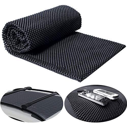 Advgears Cargo Pad for Protective Car Roof with Non Slip Rooftop Mat Car Roof Pad
